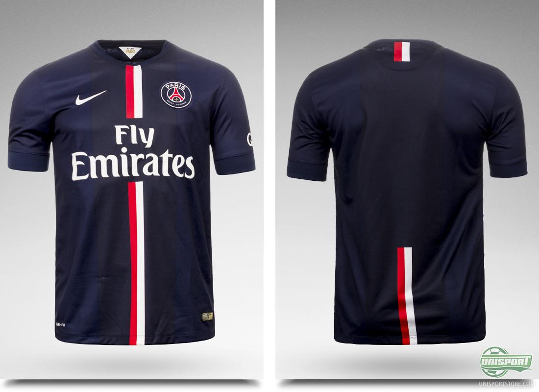 Nike Build On Another Great Psg Season With A New Home Shirt