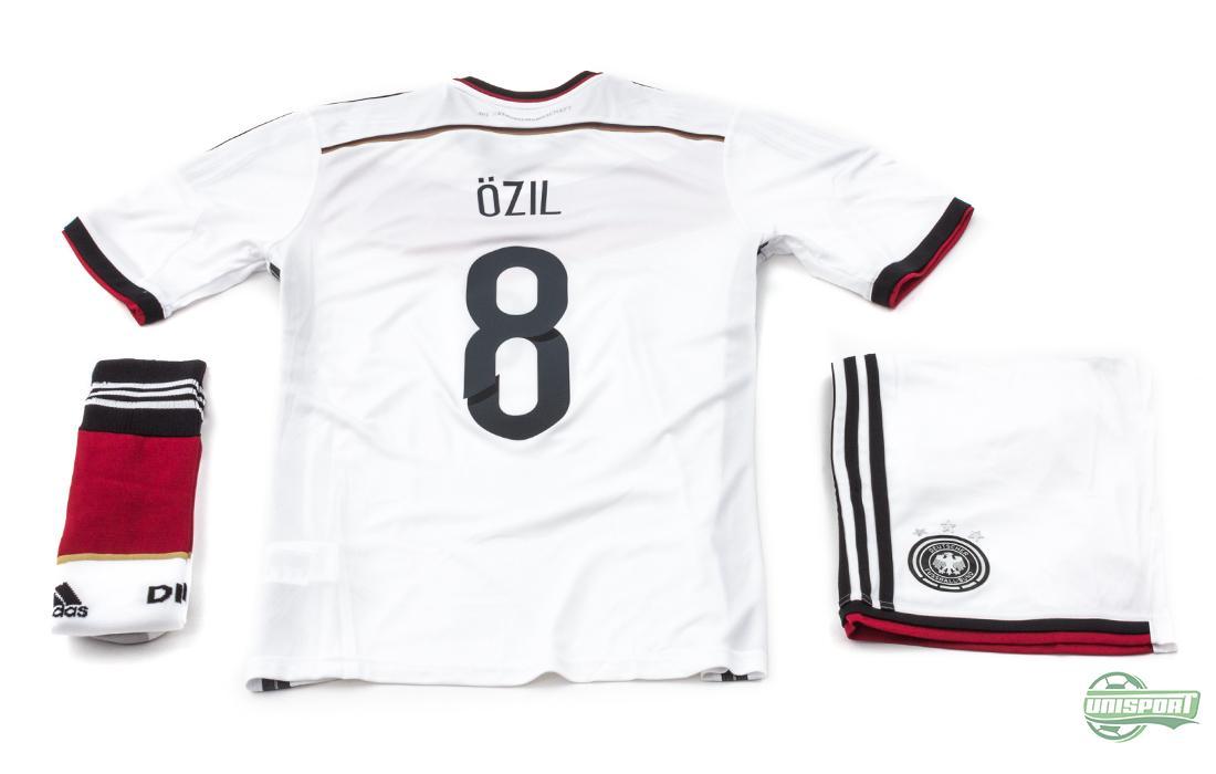 Unisport look of: Adidas og Tyskland inntar VM