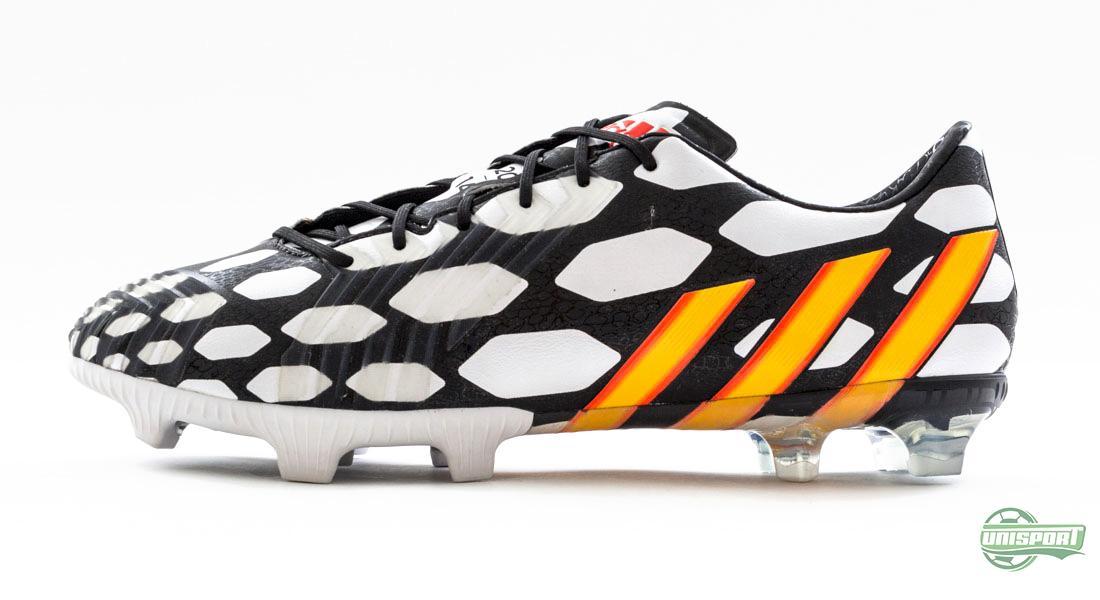 Adidas WK voetbalschoenen van 1954 tot 2014 zie