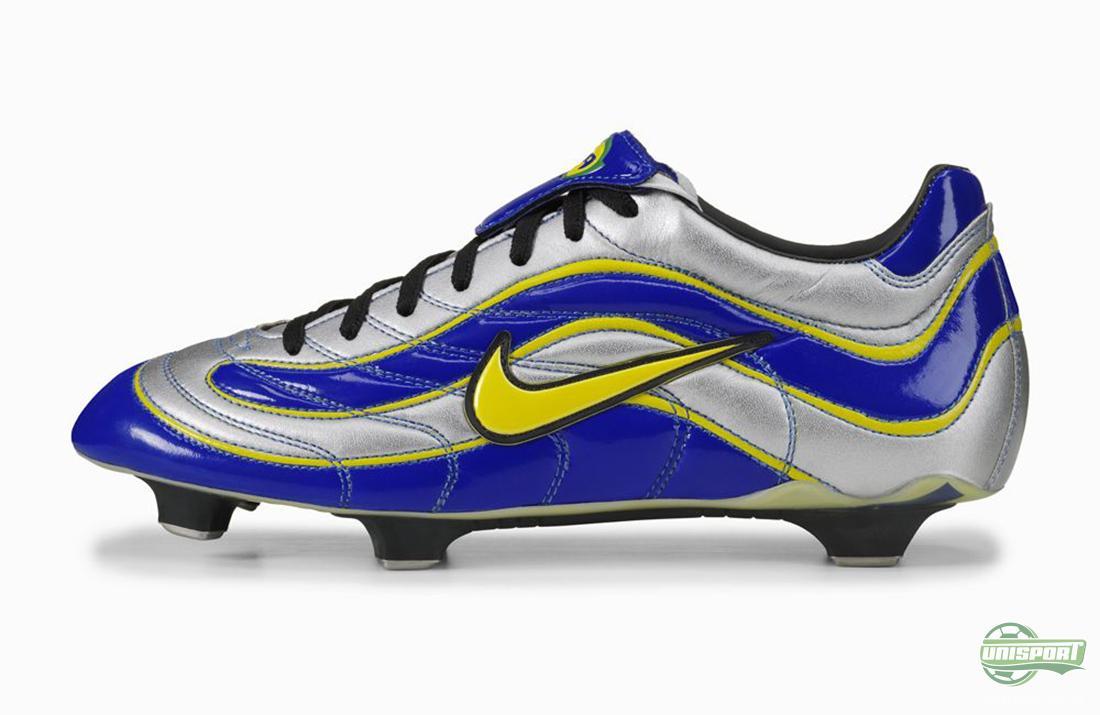 quality design 5a46c b5529 Een jaar dat de voetbalschoenen veranderde voor altijd, toen Nike aan de  slag ging met het testen van een premium voetbalschoen gemaakt van nieuw ...