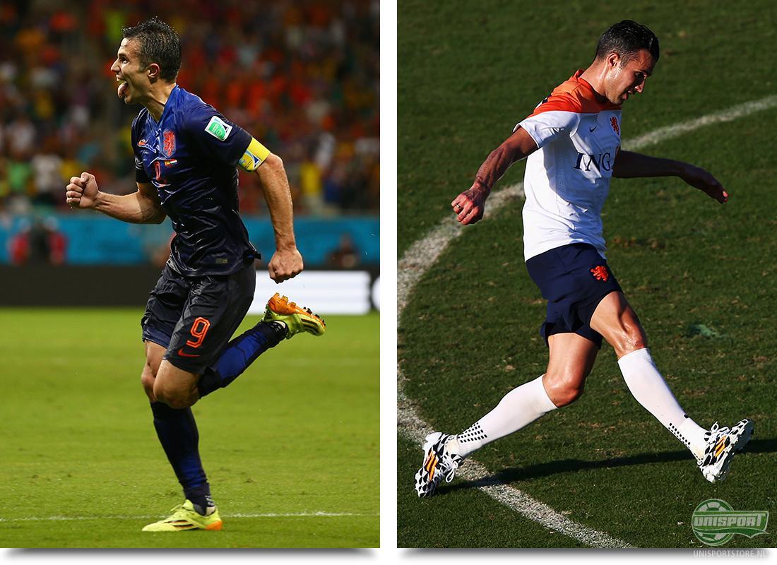 WK Schoen spotten: Voetbalschoenen en doelpunten