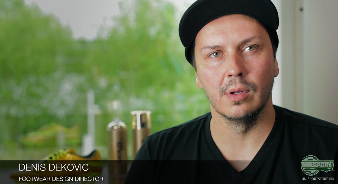 805c8c46 I videoen forteller Footwear Design Director Denis Dekovic om hvordan de  ble kjent med historien til Neymar. Denne historien har de faktisk kjent  helt siden ...