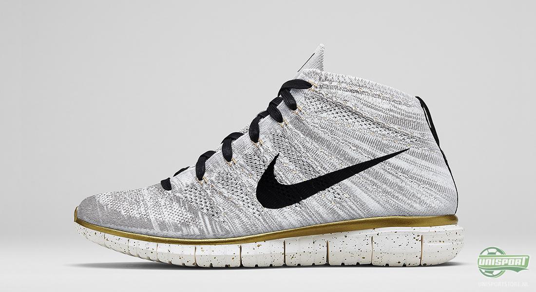 best sneakers d369e 1b4a9 Nikes sneakers worden overladen met goud