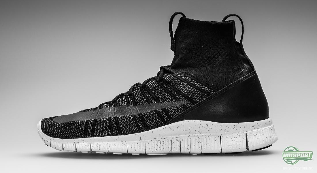 Nike Flyknit: Én teknologi tre forskjellige sko