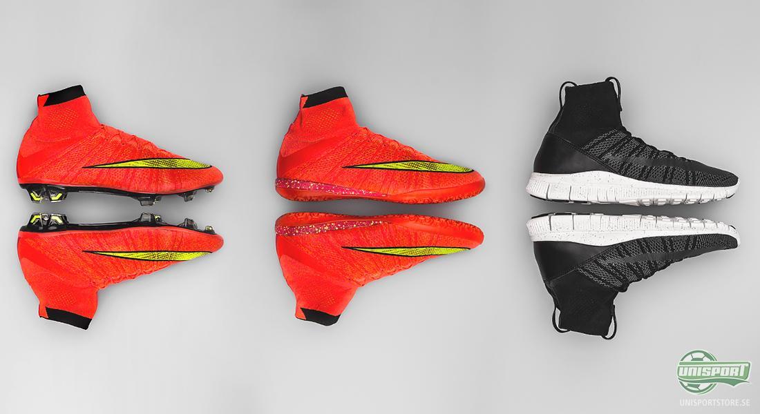 60c7903c8d7 Nike Flyknit: Löparskor, fotbollsskor & inomhusskor