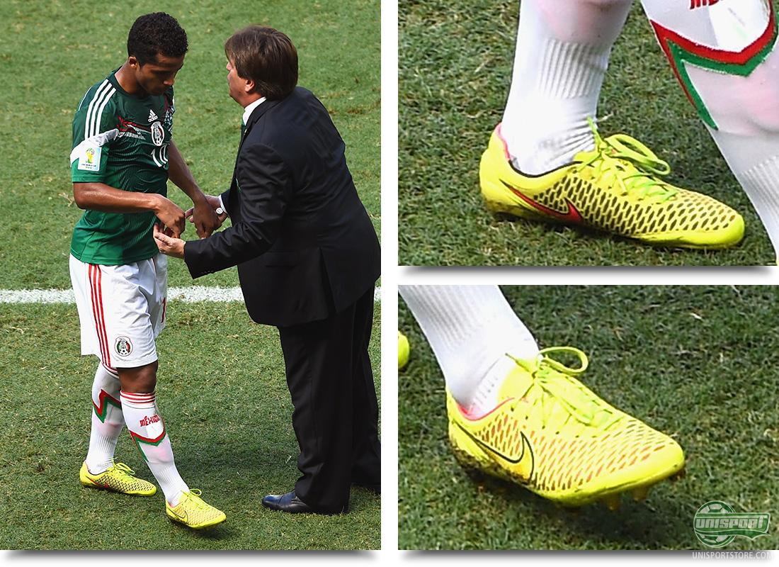Boot Spots - World Cup Edition: Messi