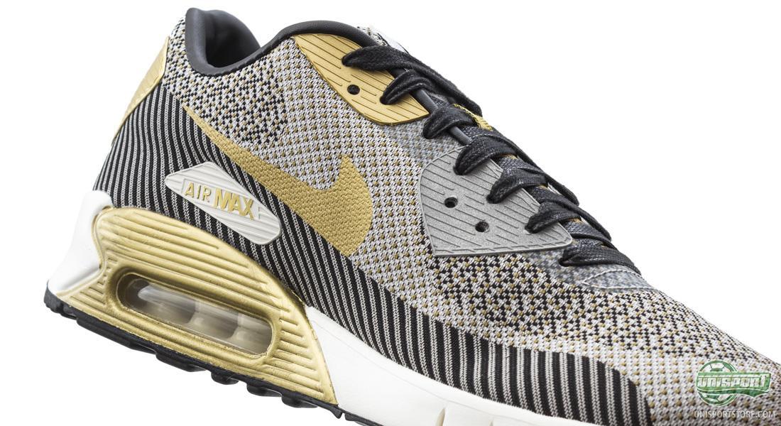 cdc6019ff414 90 Jacquard (JCRD) Premium Metallic GoldMetallic Silver The Nike Air Max ...