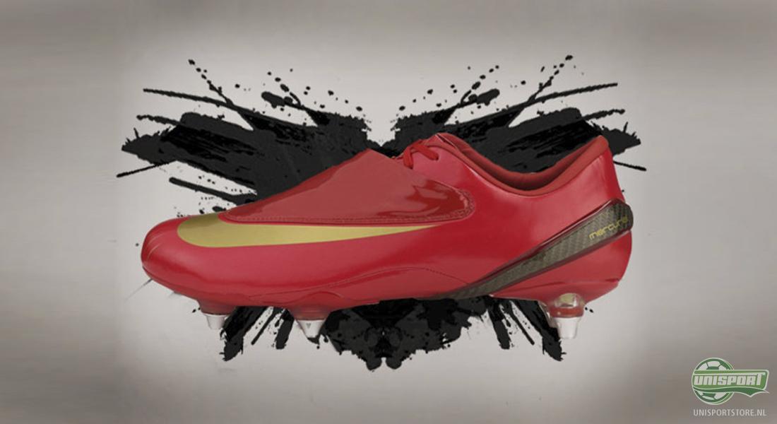 16 jaar met de Nike Mercurial familie