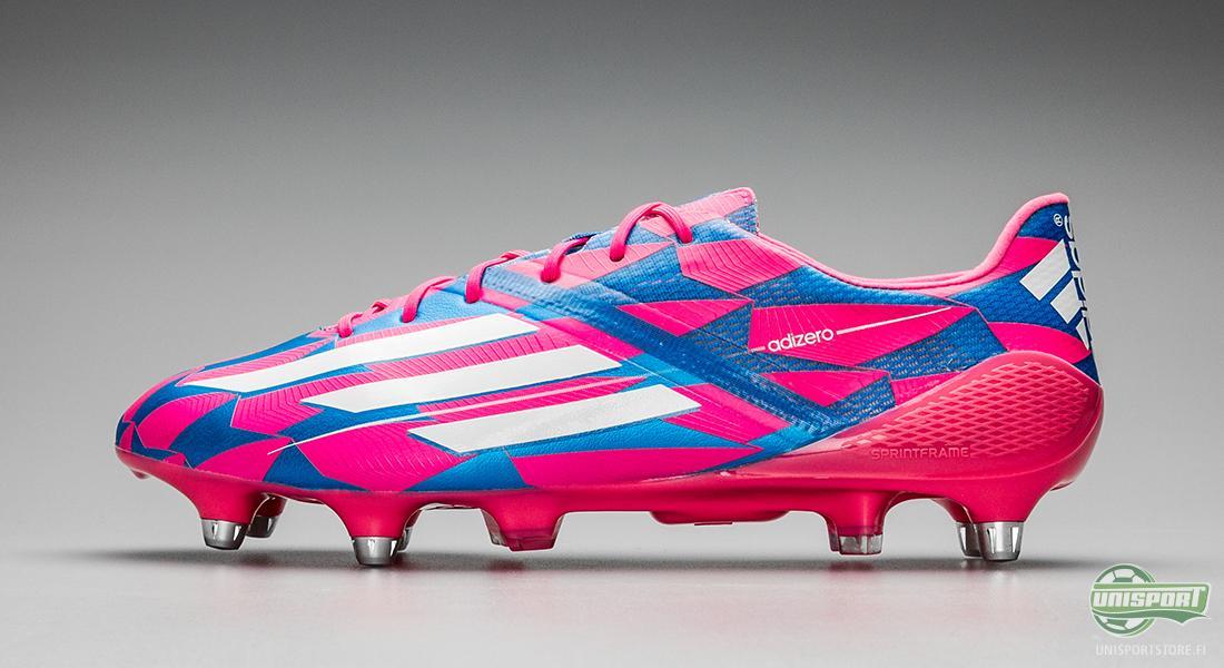 7e2b766161a3 adidas F50 Adizero saa Pinkki Sinisen muodonmuutoksen