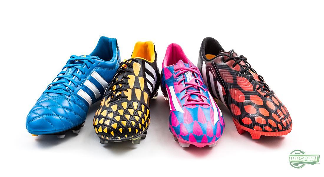 Sen dröjde det ett par dagar innan adidas var redo med sin nya kollektion.  Första skon ut var Predator Instinct som förde vidare Battle Pack mönstret  i de ... 3a7935e5b0386