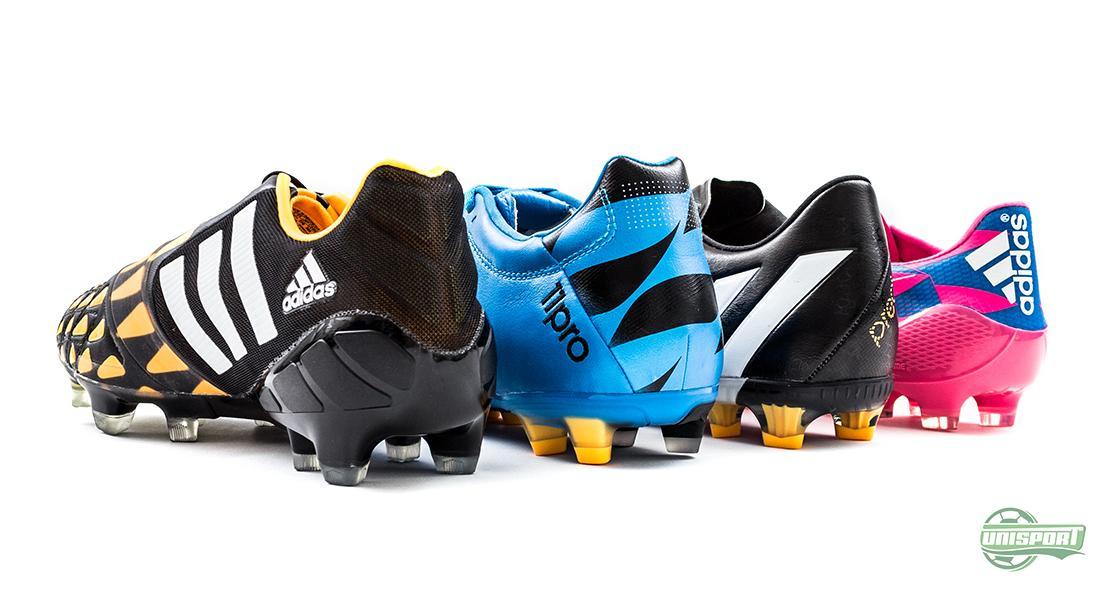 Dagen efter kom de resterande tre skorna i adidas Tribal Pack. Precis som  med Predator Instinct kom de andra skorna med samma mönster som i Battle  Pack. 3617cea211c05