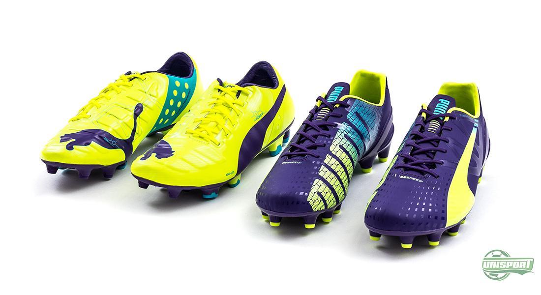 Hvem leder fotballsko racet mellom PUMA, Nike og adidas?
