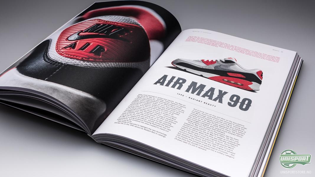 Nike forteller deres historie gjennom Genealogy of Innovation