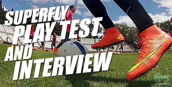 Unisport WebTV: Joltter tester Superfly med Nike i Portugal