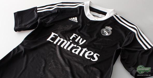 Real Madrid, adidas og Yohji Yamamoto presenterer ny tredjedrakt
