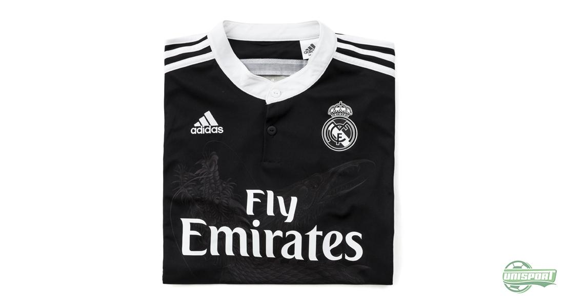 outlet store 85074 ce378 Real Madrid, adidas and Yohji Yamamoto present new third shirt