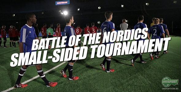 Unisport WebTV: Adidas Predator avholder Battle of the Nordic