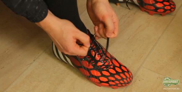 My Laces: Adidas intervjuer Mesut Özil