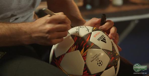 Møt Messi og Schürrle i adidas Gamedayplus