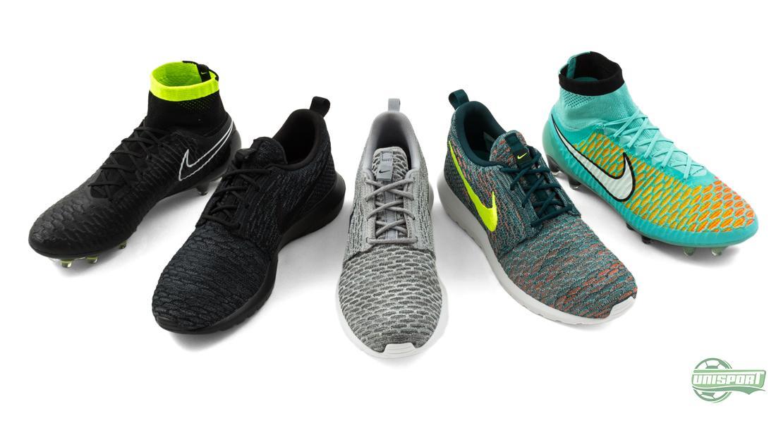 new products e674a 1553c ... modellen i 2012 blitt sendt ut i et hav av farger og konsepter, og  denne gangen kommer den altså i en Flyknit-fusjonert utgave. Dermed skaper  Nike ...