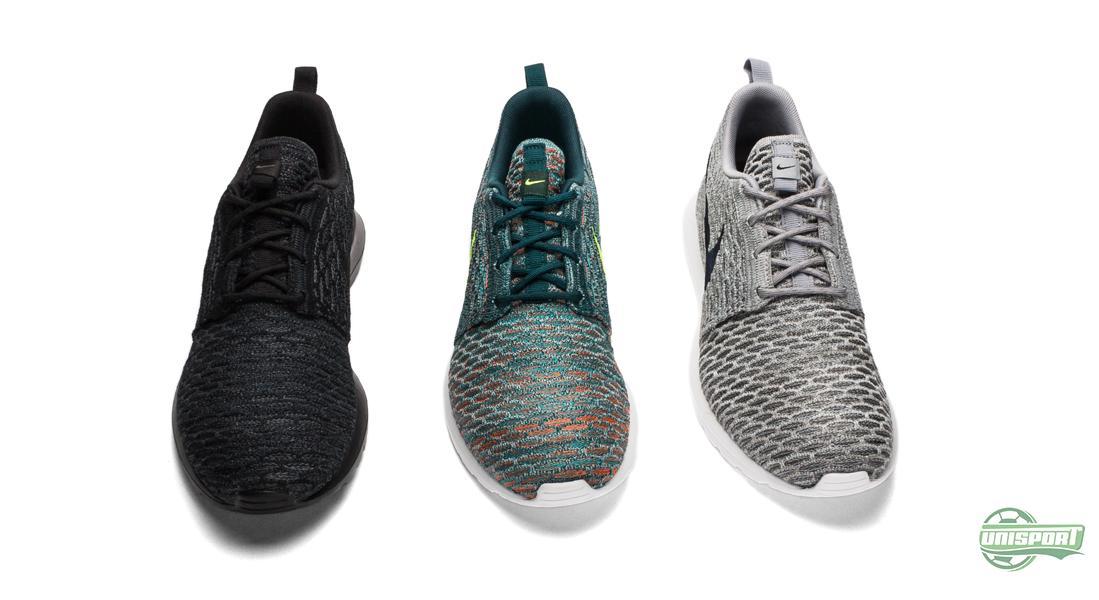 sports shoes 51096 f6412 Nike presenterer Roshe Run Flyknit