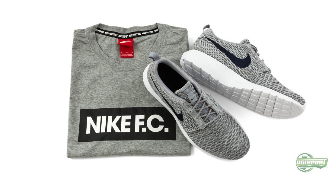 ab1404f9971 Druk je voetbalstijl uit in de nieuwe Nike Roshe Run Flyknit