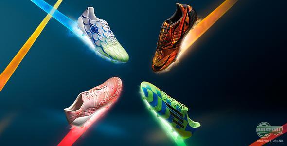 Adidas presenterer: Crazylight Pack