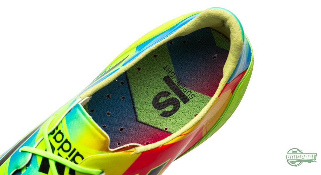 Adidas gjenskaper suksessen med ny f50 Crazylight
