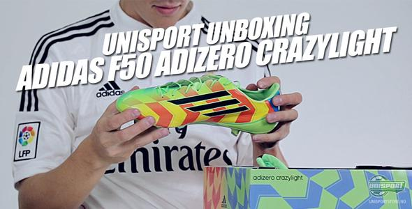 Unisport WebTV: Adidas Crazylight Pack Unboxing