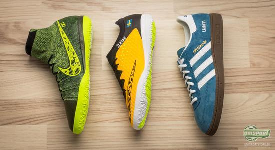 Även om du inte kan bestämma allting på skorna så erbjuder vi dig  åtminstone möjligheten att personalisera dina nya inomhusskor med ... e7ba4f83d5da2