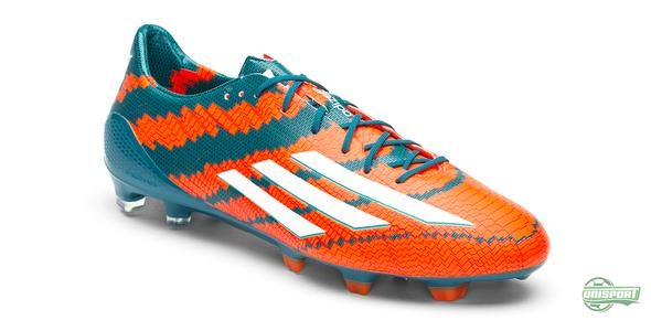 Adidas f50 adizero Messi Mirosar10 - hvor det hele startet
