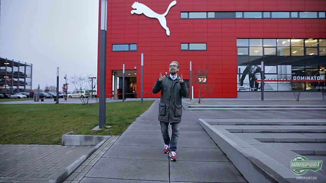 Christmas in Unisport, 11. dec: Historien om adidas og PUMA