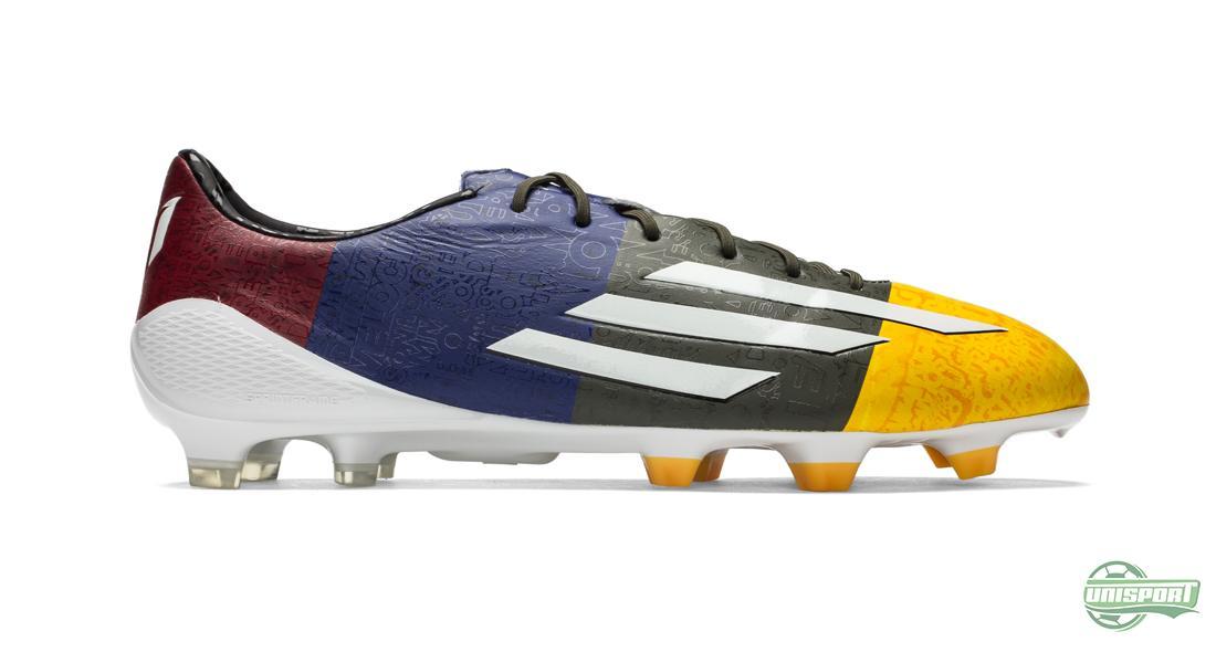 Adidas f50 Adizero Messi Blaugrana Messi har fått många olika signaturskor  i år 8fe59f87fe138