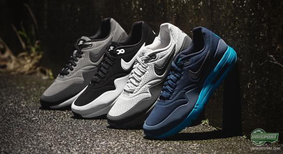 Nike sneakers at their very finest: Nike Air Max 1 Ultra Moire