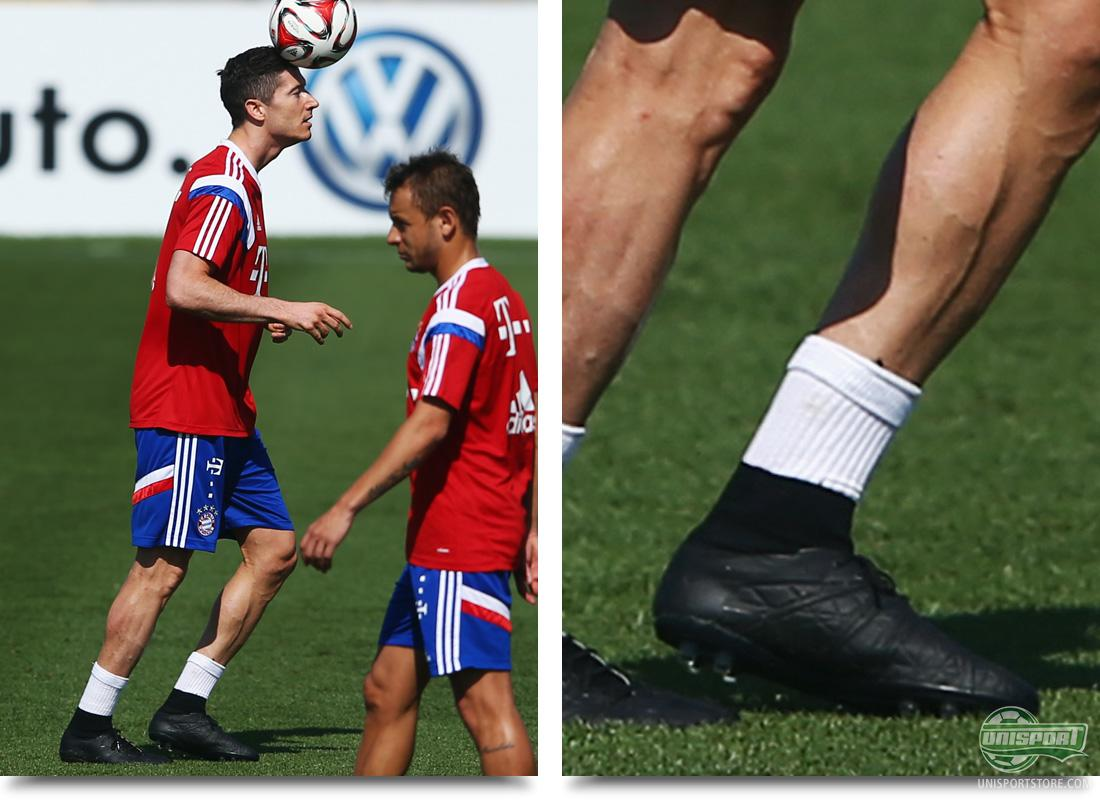 75a22d03cc Bayern Munich-players in coming boots from Nike and adidas