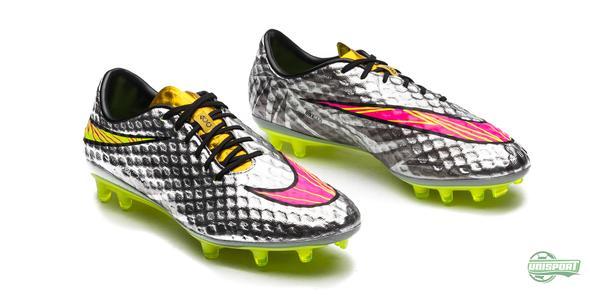 Nike Hypervenom Phantom Liquid Diamond laget spesielt for Neymar Jr.