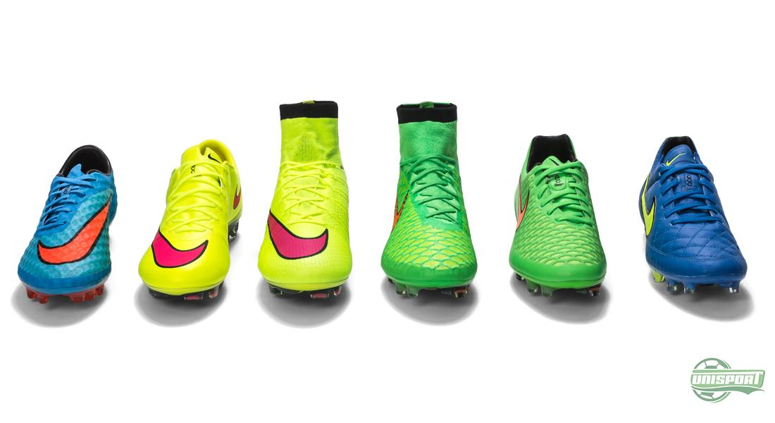 san francisco 4bd47 00460 Nike emphasise the colours with the new Highlight Pack
