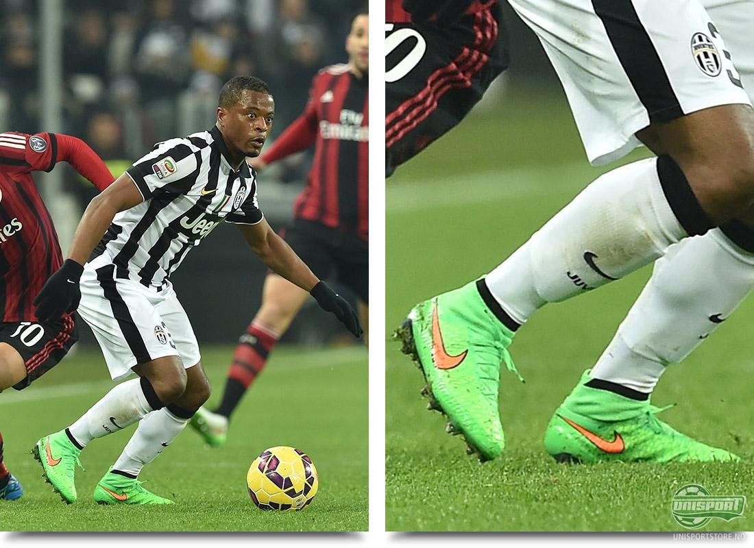 cf1c91ac Patrice Evra (Juventus FC) – Nike Magista Obra Highlight Pack Vi holder oss  til Magista Obra, for den har som kjent fått en offisiell oppdatering og  den ...