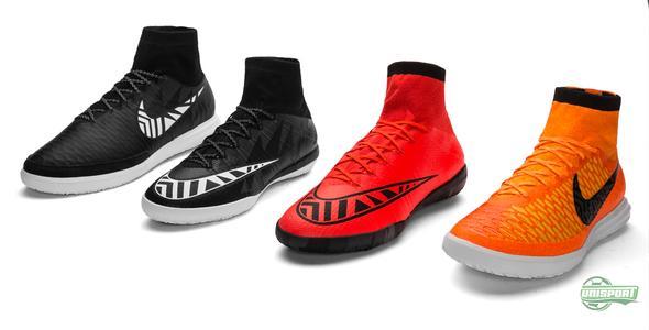 Tid for å snu ting på hodet: NikeFootballX