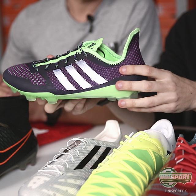Unisport WebTV: Nike Academy Black Pack, Primeknit og mere