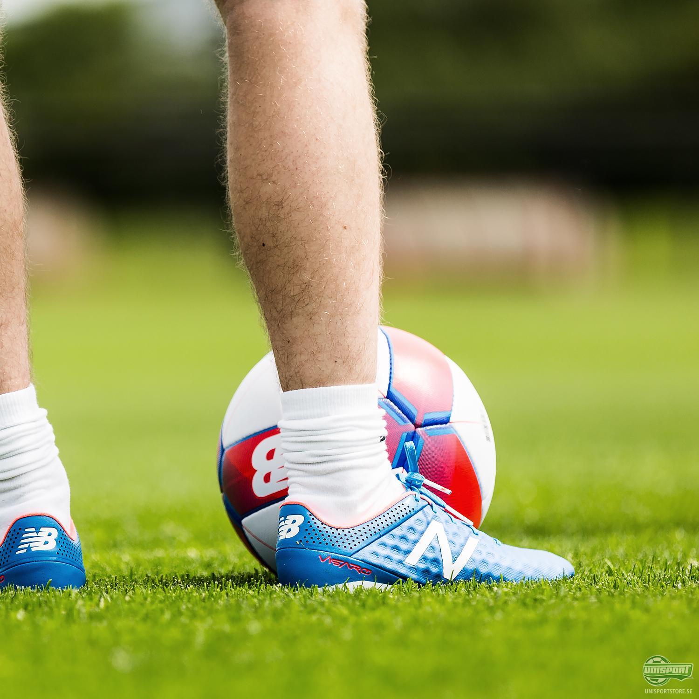 foten i fokus