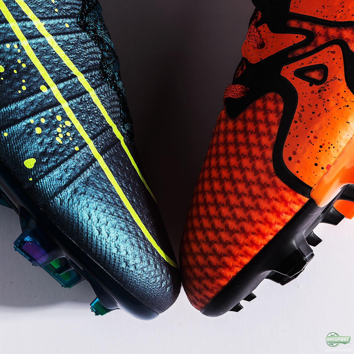 e6c5bc10ad44 Having the silicone outer layer for increased protection of the otherwise  vulnerable knitted material is something Nike used on their Flyknit from the  very ...