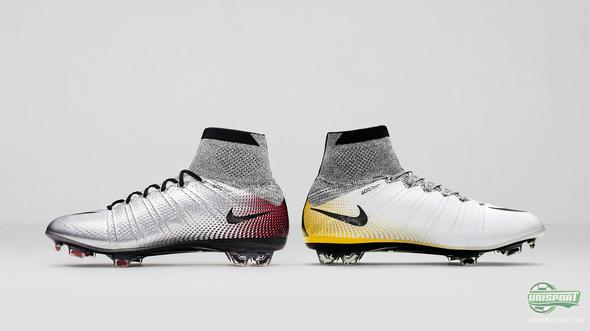 d1460f667 Nike honour CR7 with two new Limited Edition Vapor 3 remakes