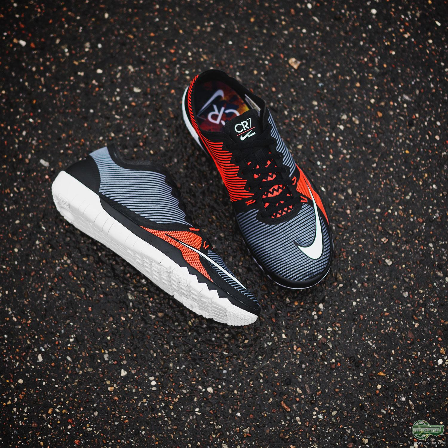 wholesale dealer ee15b 7d54e ... coupon code for train like cr7 with the nike free trainer 3.0 inspired  by madeira 5ae6d