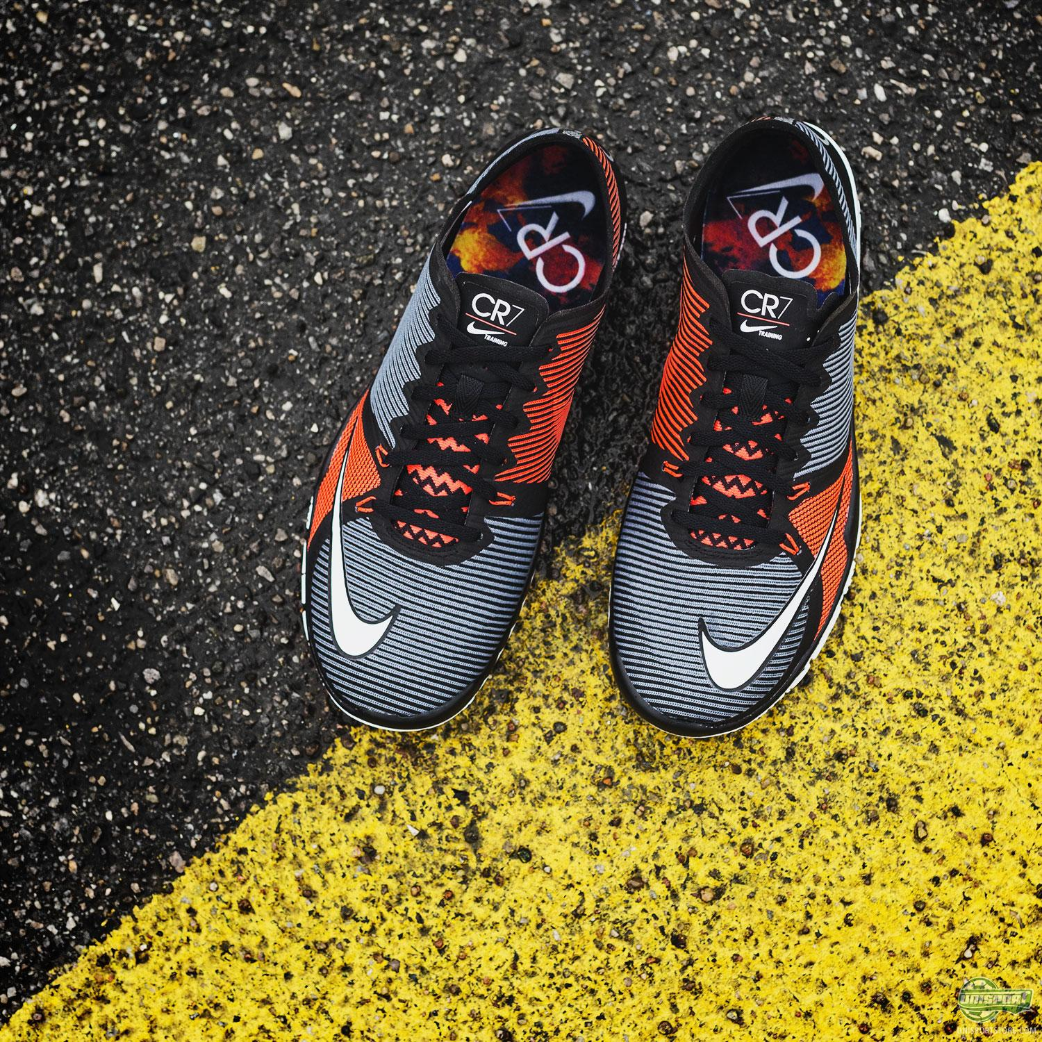 The Nike Free 3.0 Trainer is made to accommodate speed in every direction 2617cd215
