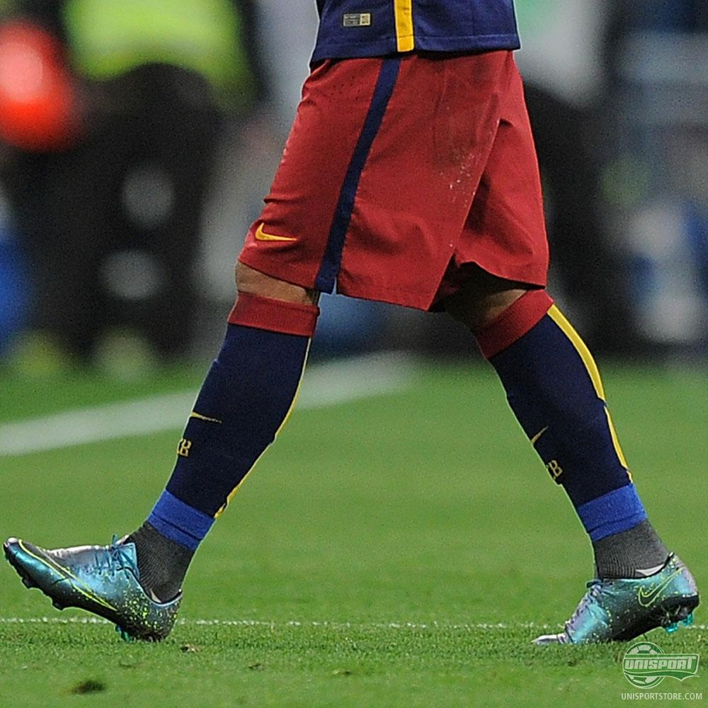 Weekend boot spots: Dani Alves with a