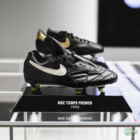 6efd0a2cc ... trip down memory lane. The Tiempo was the boot that announced Nike to  the world of football and laid the foundation for their extreme success.