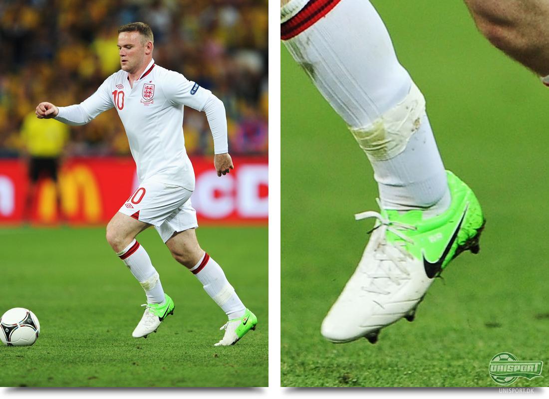 b6db090ac69 ... juni 2012 Igen var Rooney med til en slutrunde, hvor Nike havde kørt  deres støvler i stilling under en samlet kampagne, nemlig Clash.