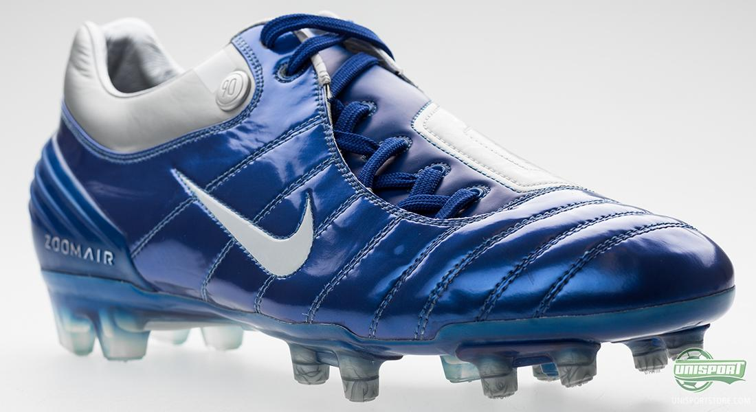 official photos bb106 d1a6b Memory Lane: Nike Air Zoom Total90 Supremacy Blue/Silver/White