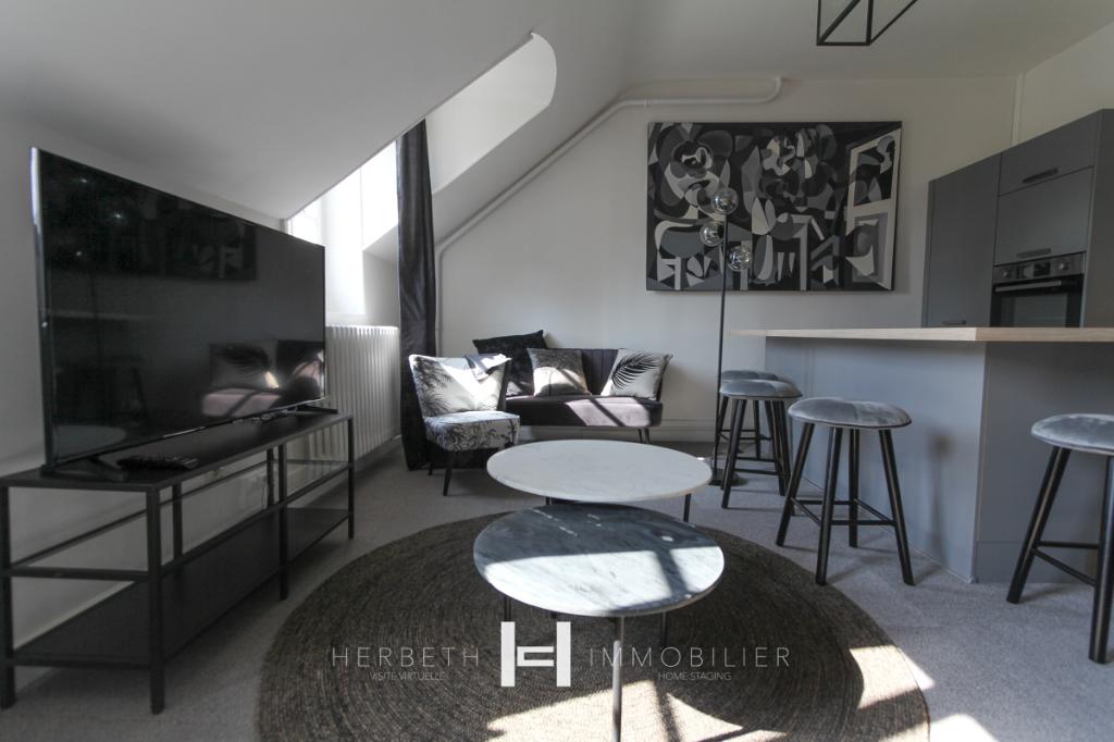 Location saisonnière Appartement Metz 3 piéces